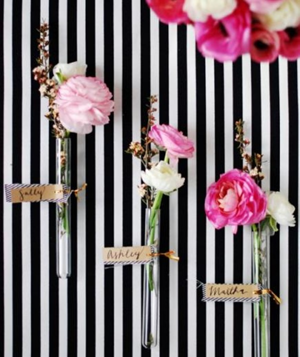 7 Beautiful DIY Wedding Decorations 6