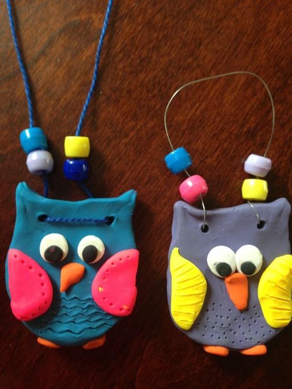 25 Cute Clay Art Tutorials for Kids 19