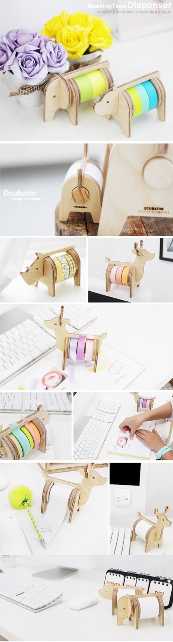 8 Animal Shaped Objects that will Appeal Everyone 3