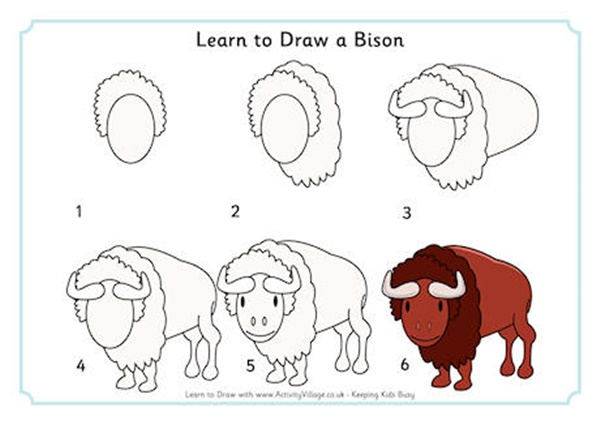 Learn to Draw Animals 5
