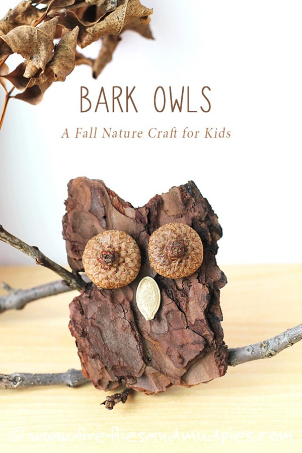12 Easy and Creative Nature Crafts for Preschoolers 11