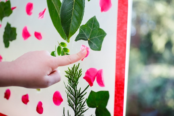 12 Easy and Creative Nature Crafts for Preschoolers 3