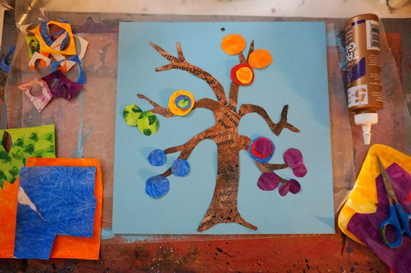 12 Easy and Creative Nature Crafts for Preschoolers 6