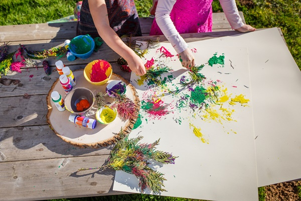 12 Easy and Creative Nature Crafts for Preschoolers 7
