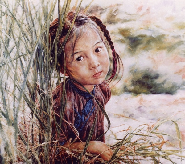 30 Examples of Fine Art Paintings 26