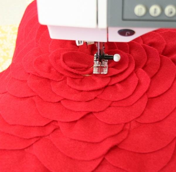 DIY Petal Pillow Tutorial 10a