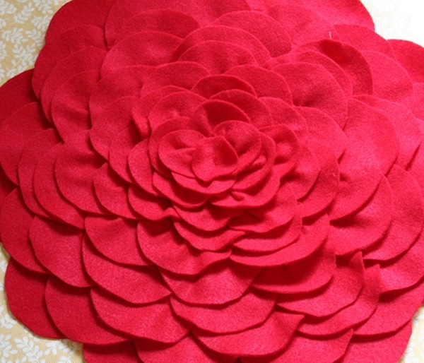 DIY Petal Pillow Tutorial 11b