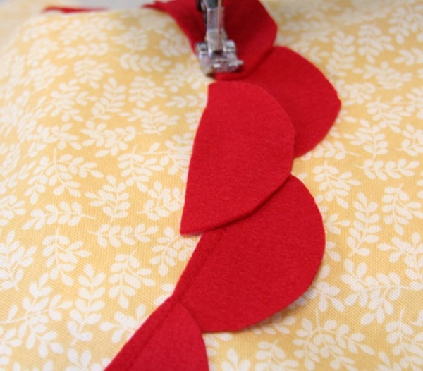 DIY Petal Pillow Tutorial 8b