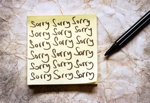 25 Beautiful Sorry Quotes 2
