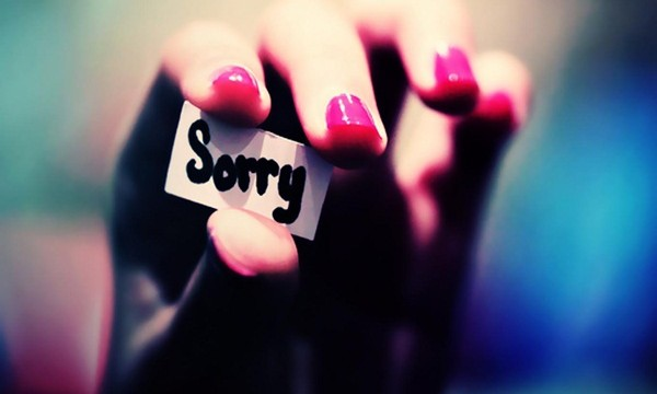 25 Beautiful Sorry Quotes Feature Image