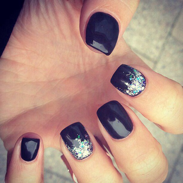 40 Cool and Simple Acrylic Nail Designs 1