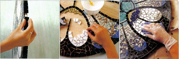 DIY Basic Mosaic Design Tutorial 2