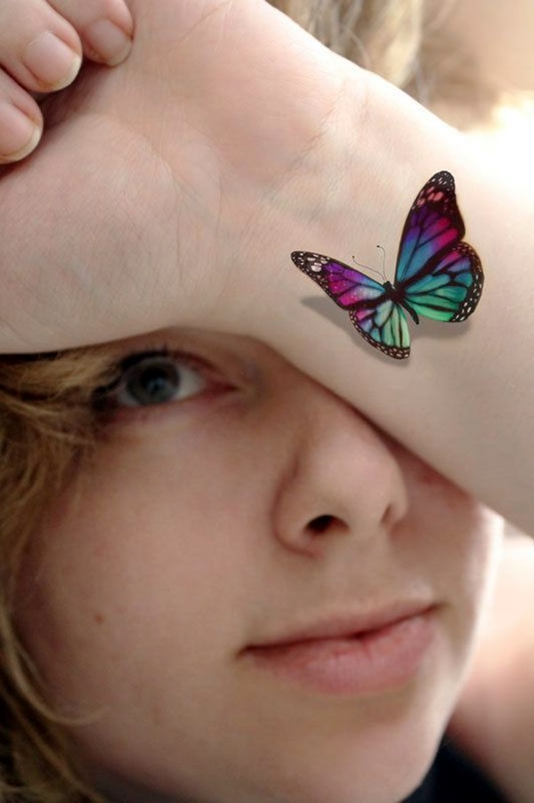 Oh - So Cute Tiny Tattoo Designs (2)