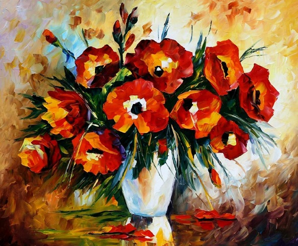 Simple and Inspirational Oil Painting Ideas For Beginners (2)