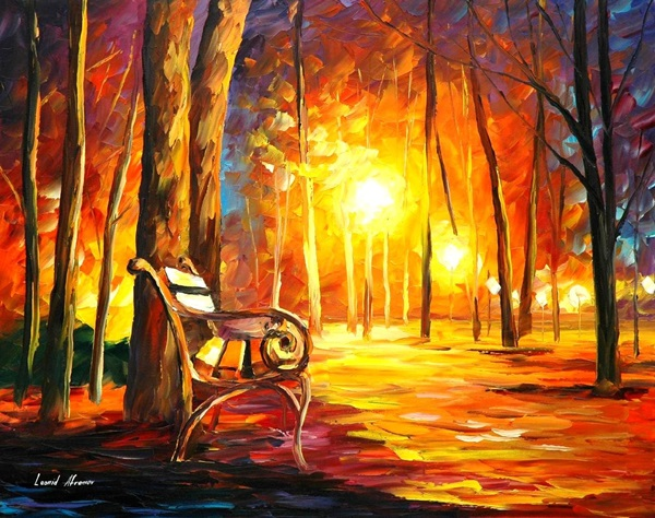 Simple and Inspirational Oil Painting Ideas For Beginners (28)