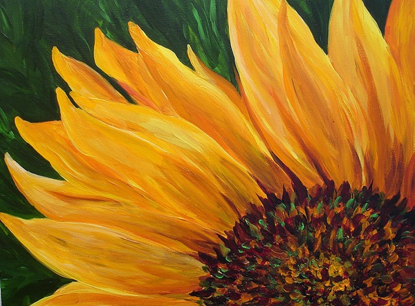 Simple and Inspirational Oil Painting Ideas For Beginners (3)