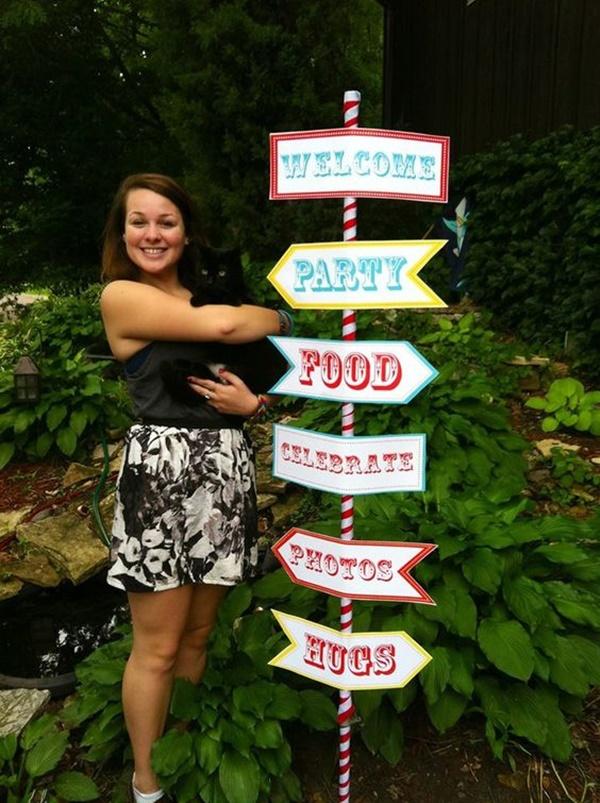 20 Cool Graduation Party Ideas 20