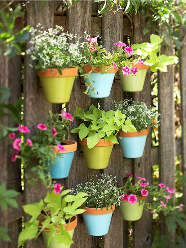 30 Flower Pot Painting Ideas 17