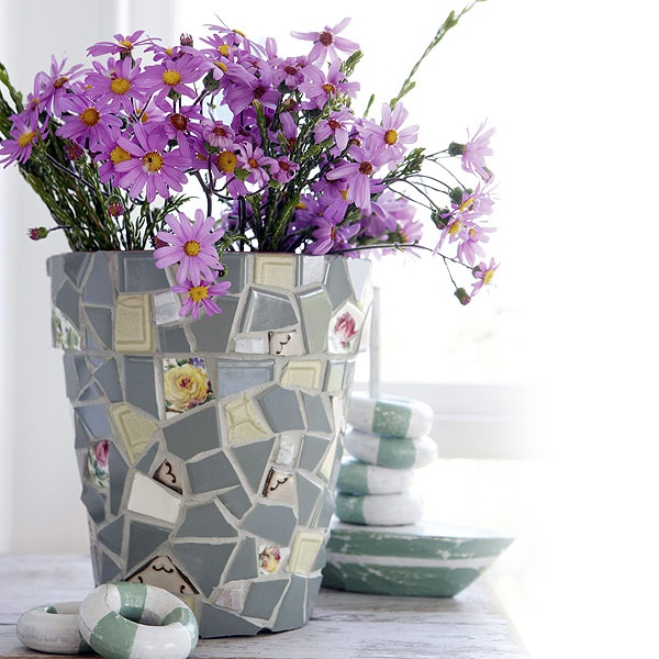 Interesting Hobby: Flower Pot Painting Ideas 40 Examples ...