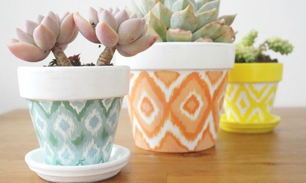 30 Flower Pot Painting Ideas Feature Image