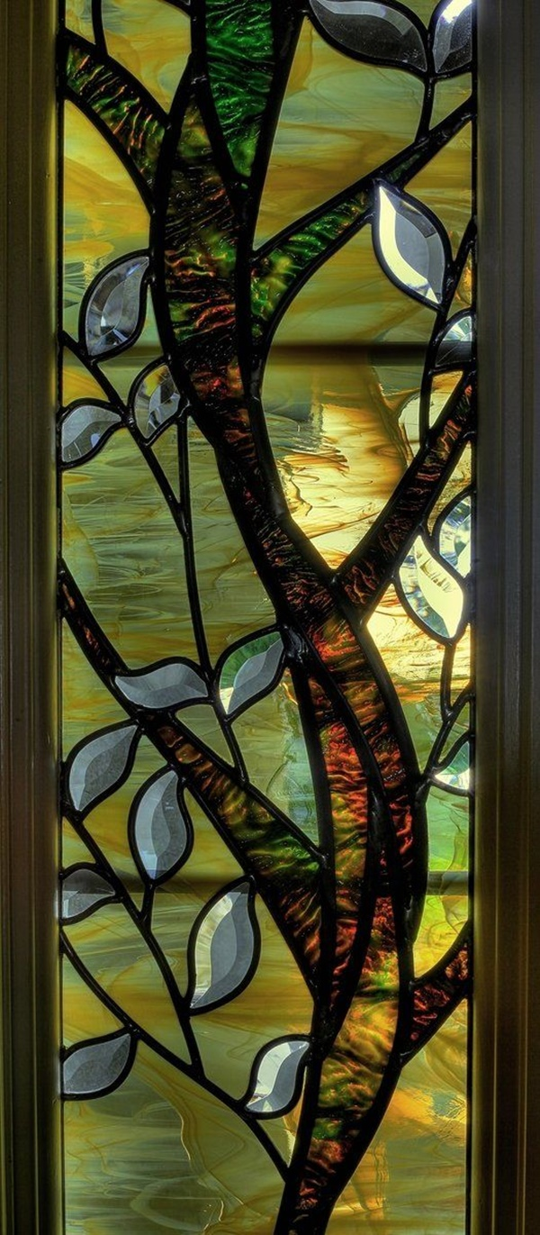 30 Window Glass Painting Ideas for Beginners 20