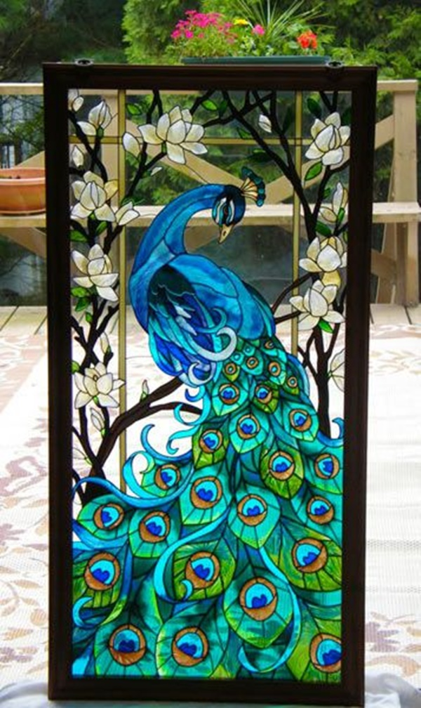 30 Window Glass Painting Ideas for Beginners 30