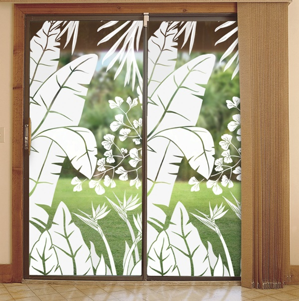 30 Window Glass Painting Ideas for Beginners 5