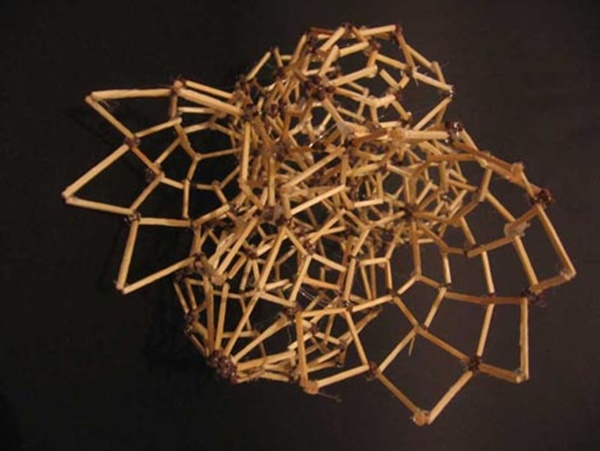 35 Experimental Matchstick Art Ideas 20
