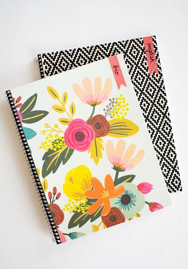 10 Amazing Kids Notebook Decoration Ideas 1