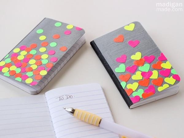 10 Amazing Kids Notebook Decoration Ideas 4