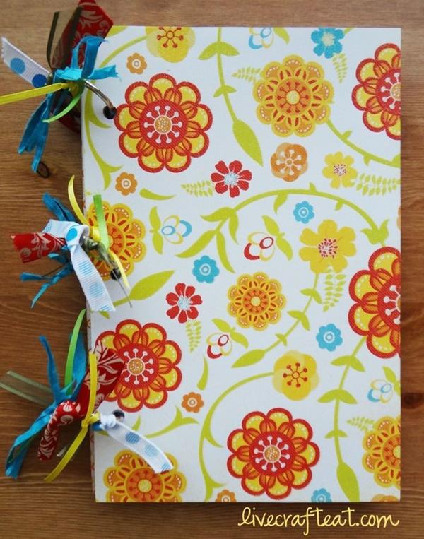 10 Amazing Kids Notebook Decoration Ideas 5
