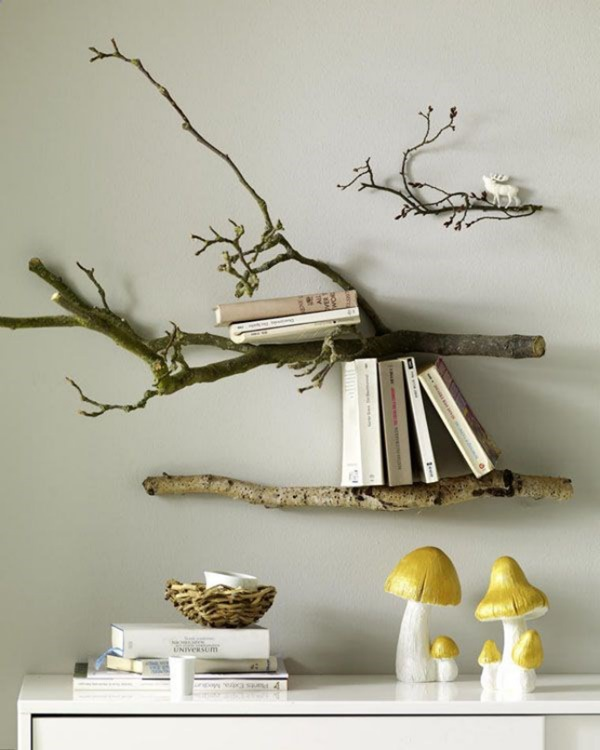 25 Cool Tree Branches Decoration Ideas for Home 4