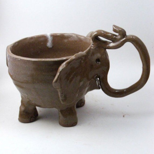 35 Cute Pottery Animal Ideas 1