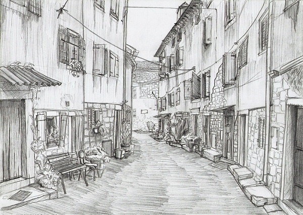 40 Incredible Pencil Drawings of Nature you have never seen before 30