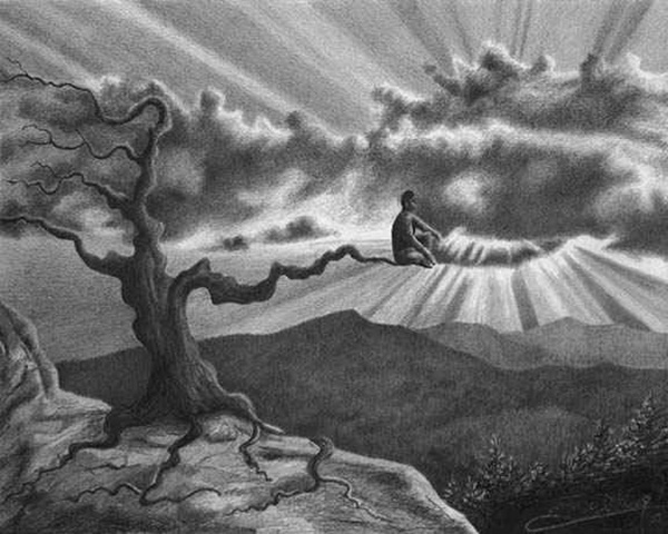 40 Incredible Pencil Drawings of Nature you have never seen before 8