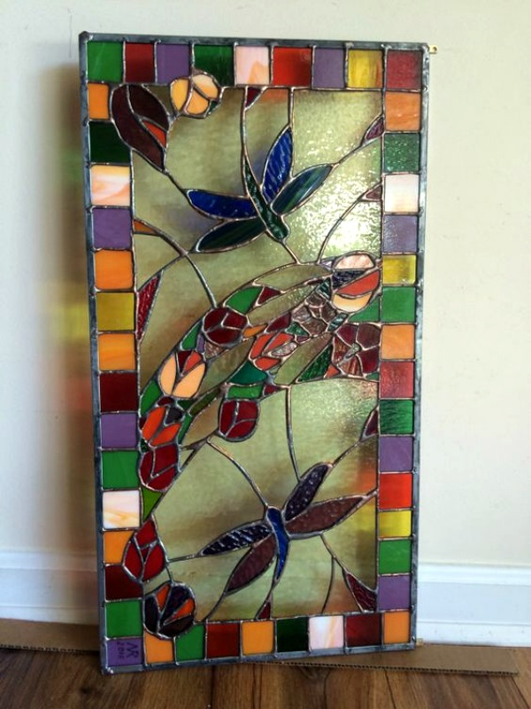 Window Glass Painting Designs for Beginners00007