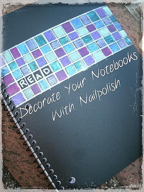10 Amazing Kids Notebook Decoration Ideas 10