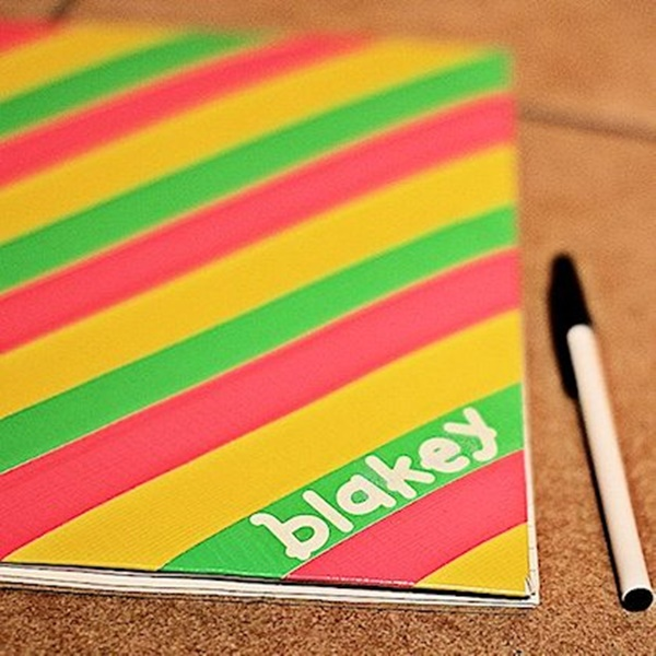 25 Amazing Kids Notebook Decoration Ideas