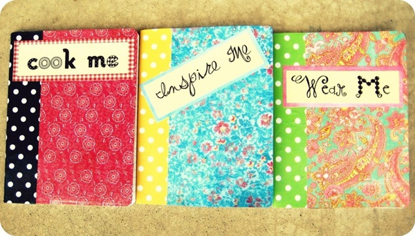 Book Cover Decoration Ideas : Amazing kids notebook decoration ideas hobby lesson