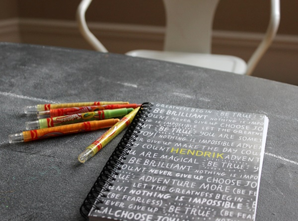 10 Amazing Kids Notebook Decoration Ideas 21