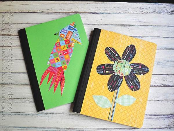 10 Amazing Kids Notebook Decoration Ideas 7