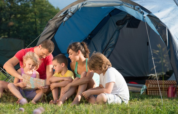 10 Important Things to Remember when on a camping with Kids 1
