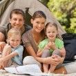 10 Important Things to Remember when on a camping with Kids Feature Image