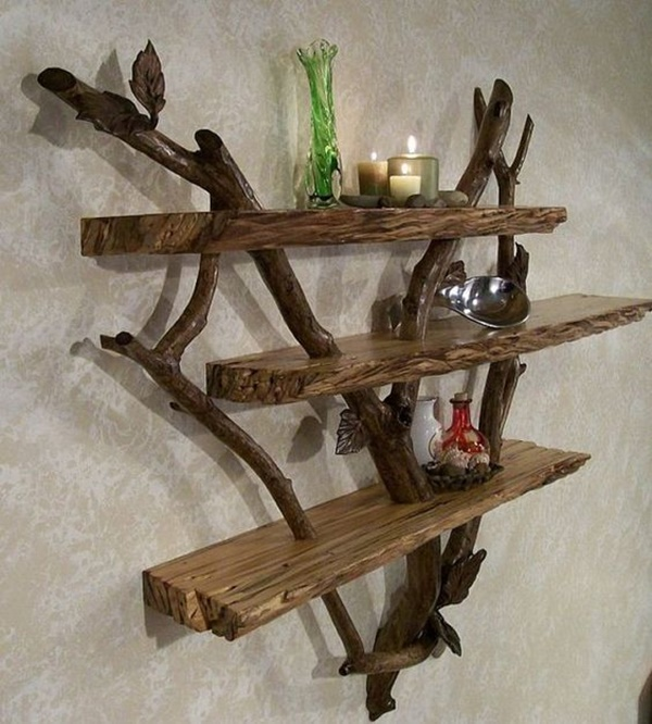 25 Cool Tree Branches Decoration Ideas for Home 15