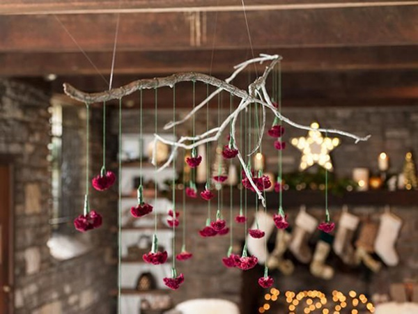 25 Cool Tree Branches Decoration Ideas for Home 21