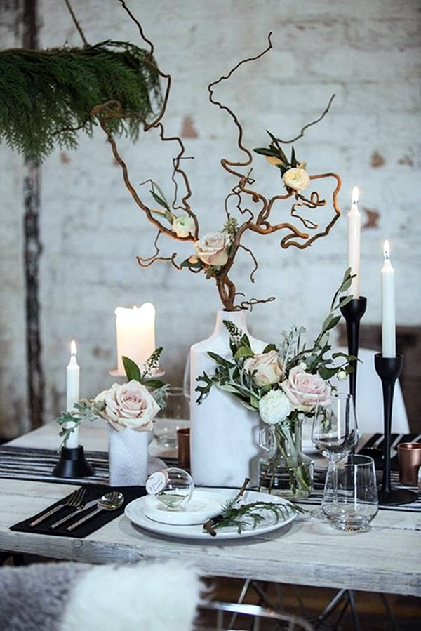 25 Cool Tree Branches Decoration Ideas for Home 23