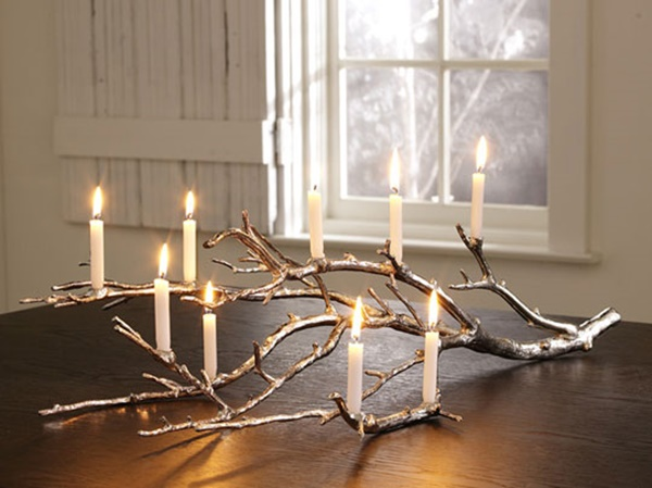 25 Cool Tree Branches Decoration Ideas for Home 6