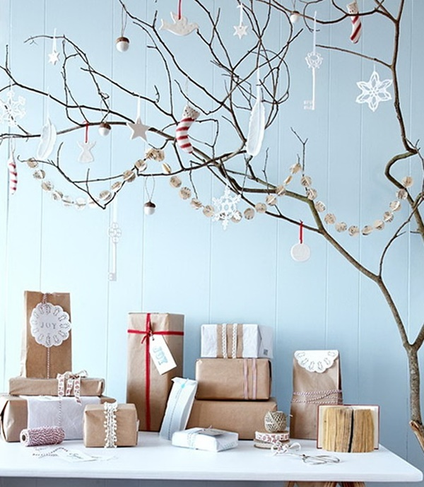 25 Cool Tree Branches Decoration Ideas for Home 8