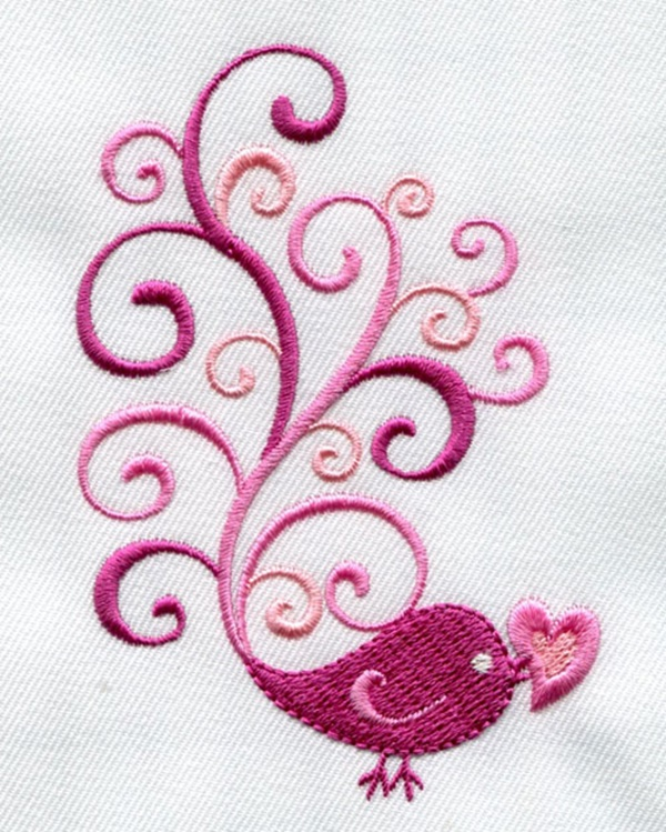 335 Free Hand Embroidery Flower Designs and Ideas 16