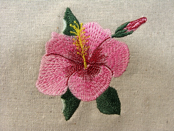 335 Free Hand Embroidery Flower Designs and Ideas 19